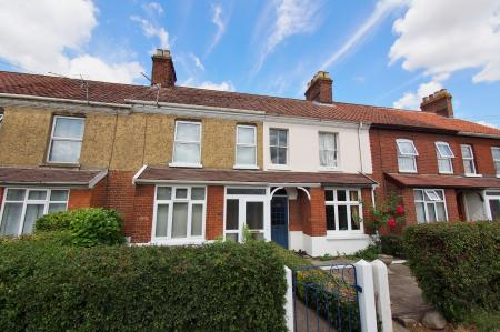 2 Bedroom Terraced House For Sale In Wymondham