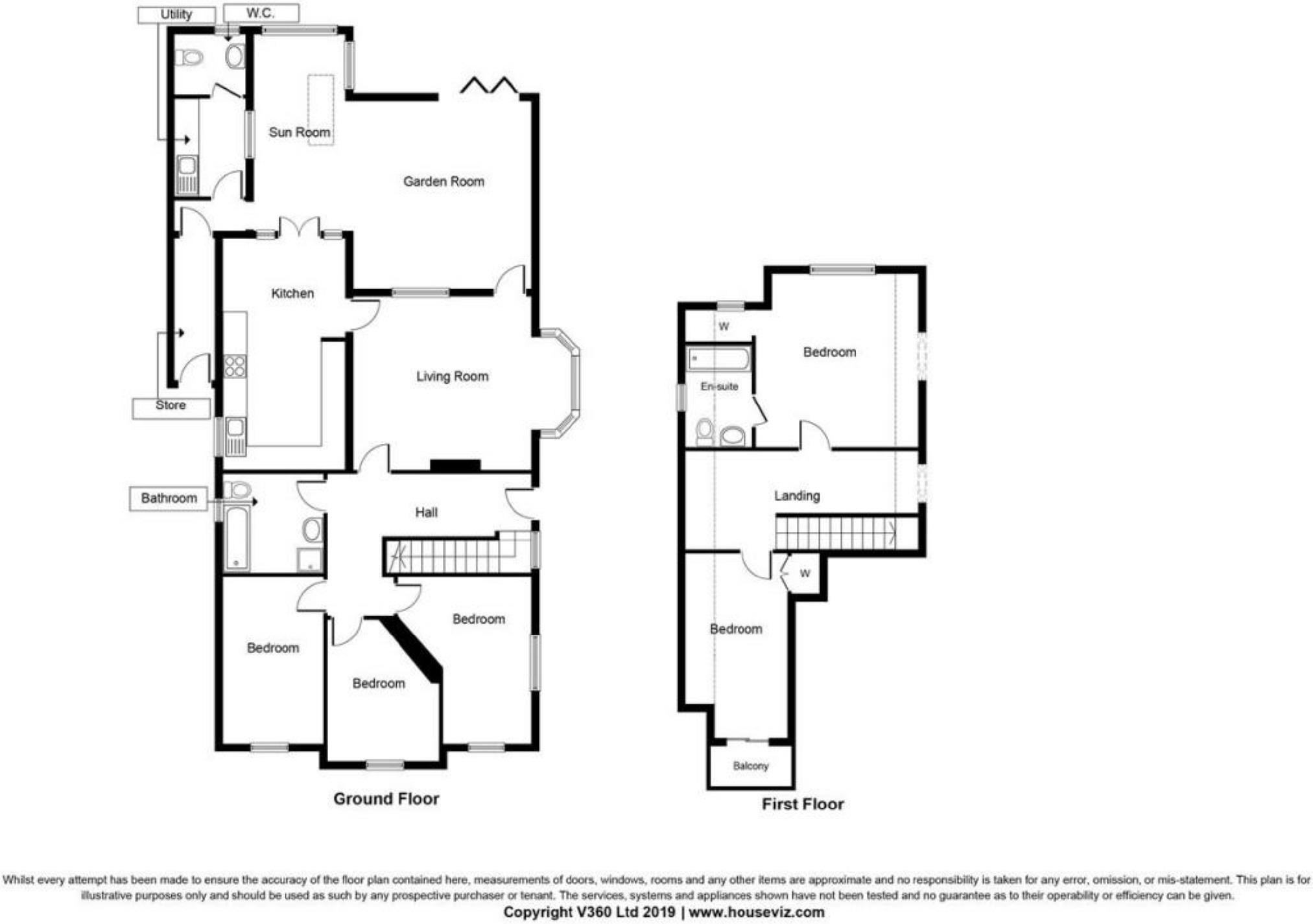 5 bedroom Detached Bungalow for sale in Birstall