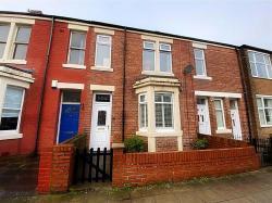Victoria Terrace, Whitley Bay, Tyne And Wear, NE26