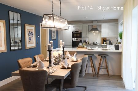 Plot 6 - Oak, Haughton Grange, Haughton Lane, Bridgnorth