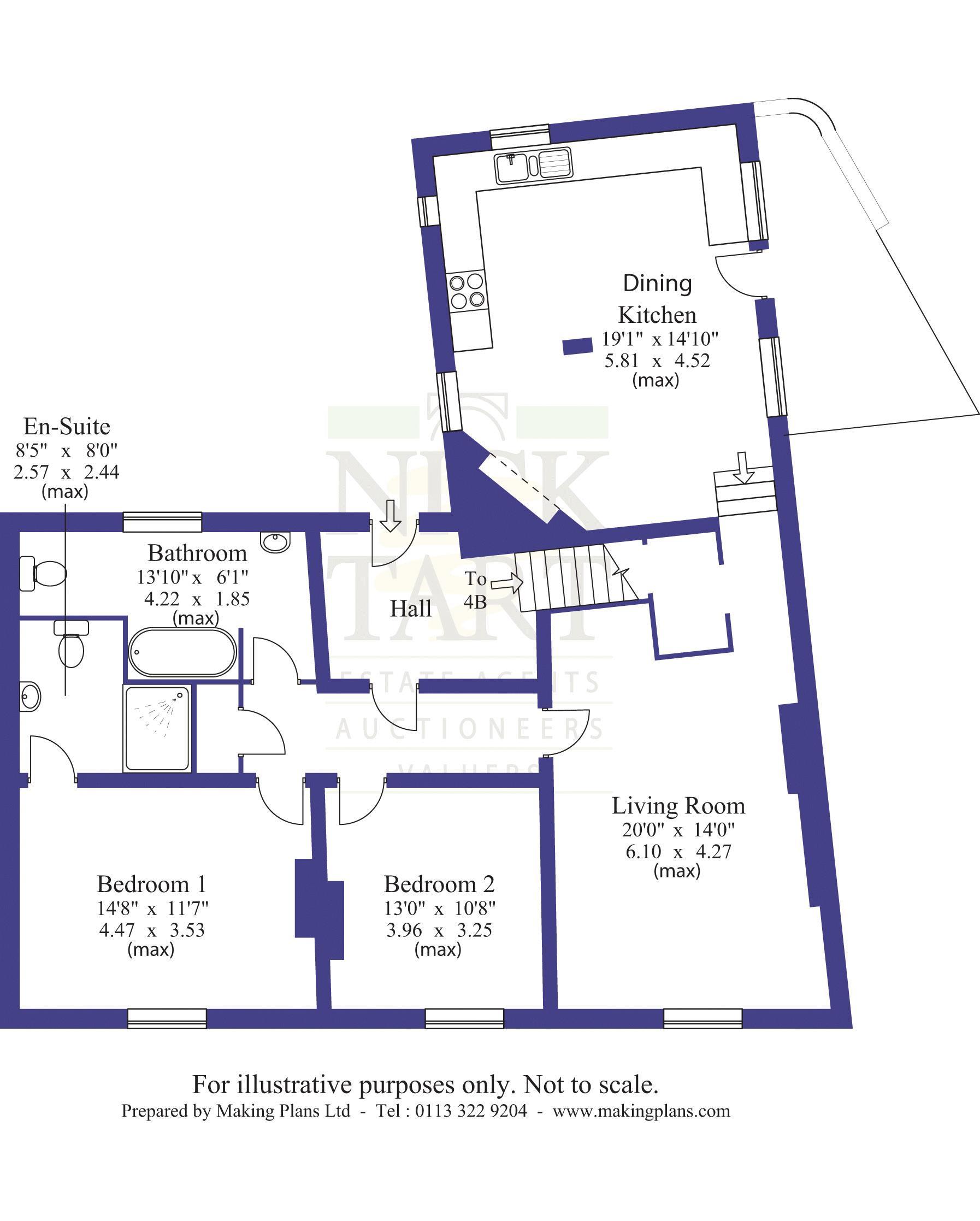 Nick Tart Rent Properties Telford