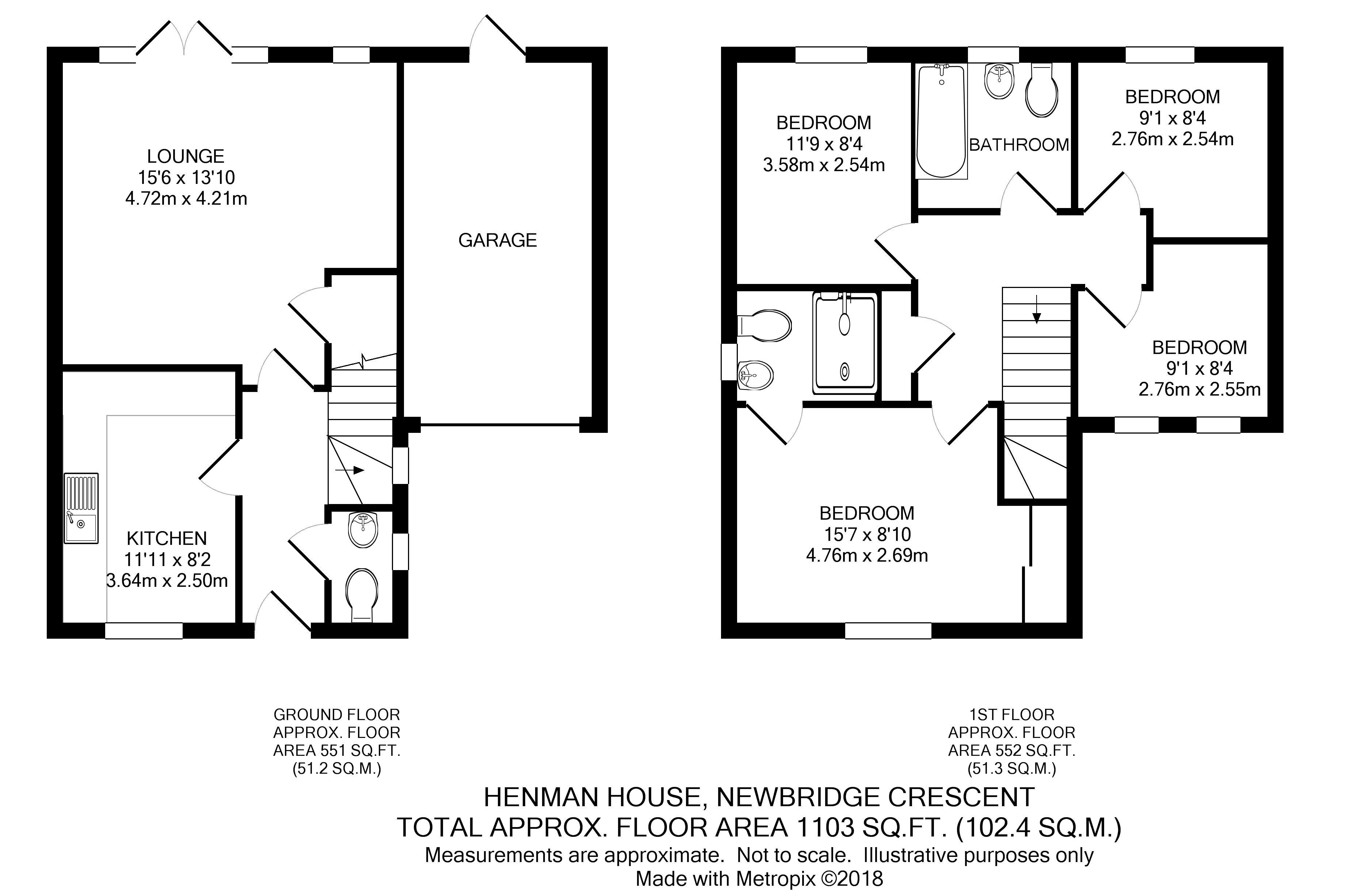 Nick Tart Properties For Sale Newbridge Crescent