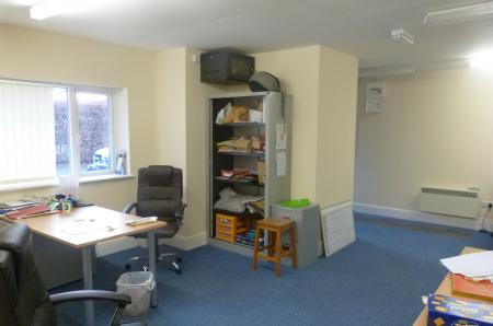 Available Now - Self Contained Office Unit in the popular town of Syston.