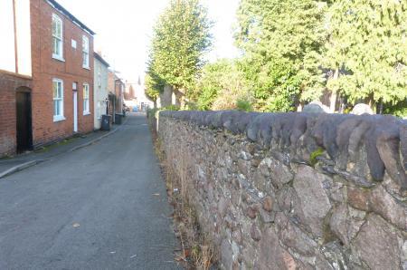 Church Lane, Thurmaston Village