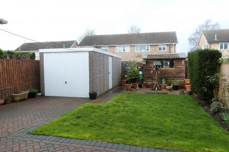 Emberton Close, Wigston
