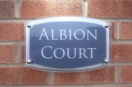 Albion Street, Wigston