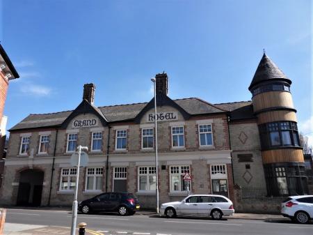 The Grand Hotel, South Wigston