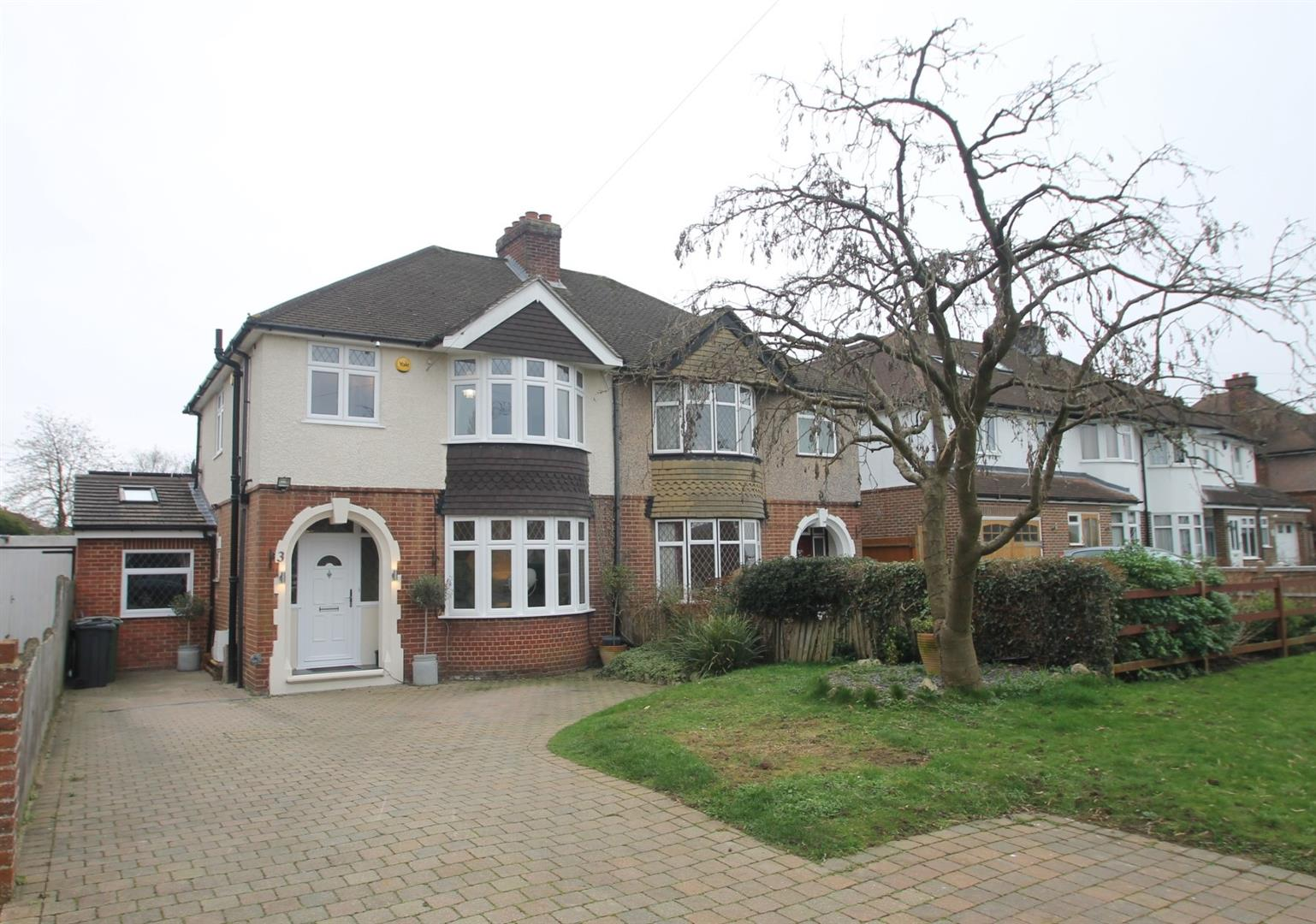 4 Bedroom Semi Detached House For Sale In Maidstone
