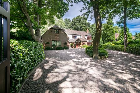 Rosemary Hill Road, Little Aston