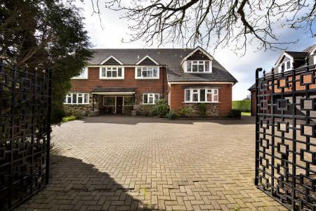 Roman Lane,  Little Aston Park