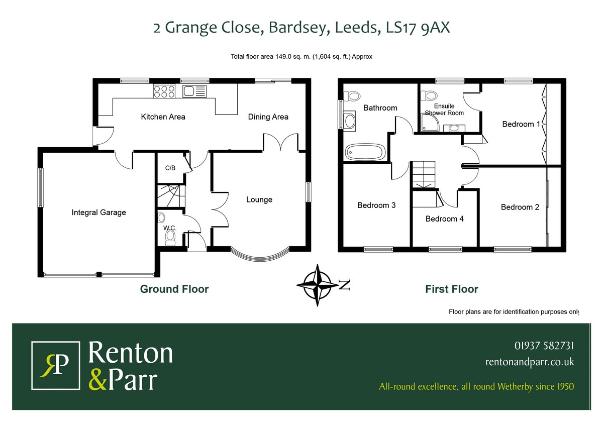 4 bedroom Detached House for sale in Leeds