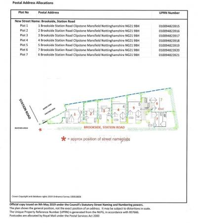 Site Plan & Postal Addresses.jpg