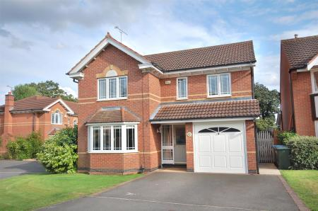 4 bedroom Detached House for sale in Radcliffe-On-Trent ...