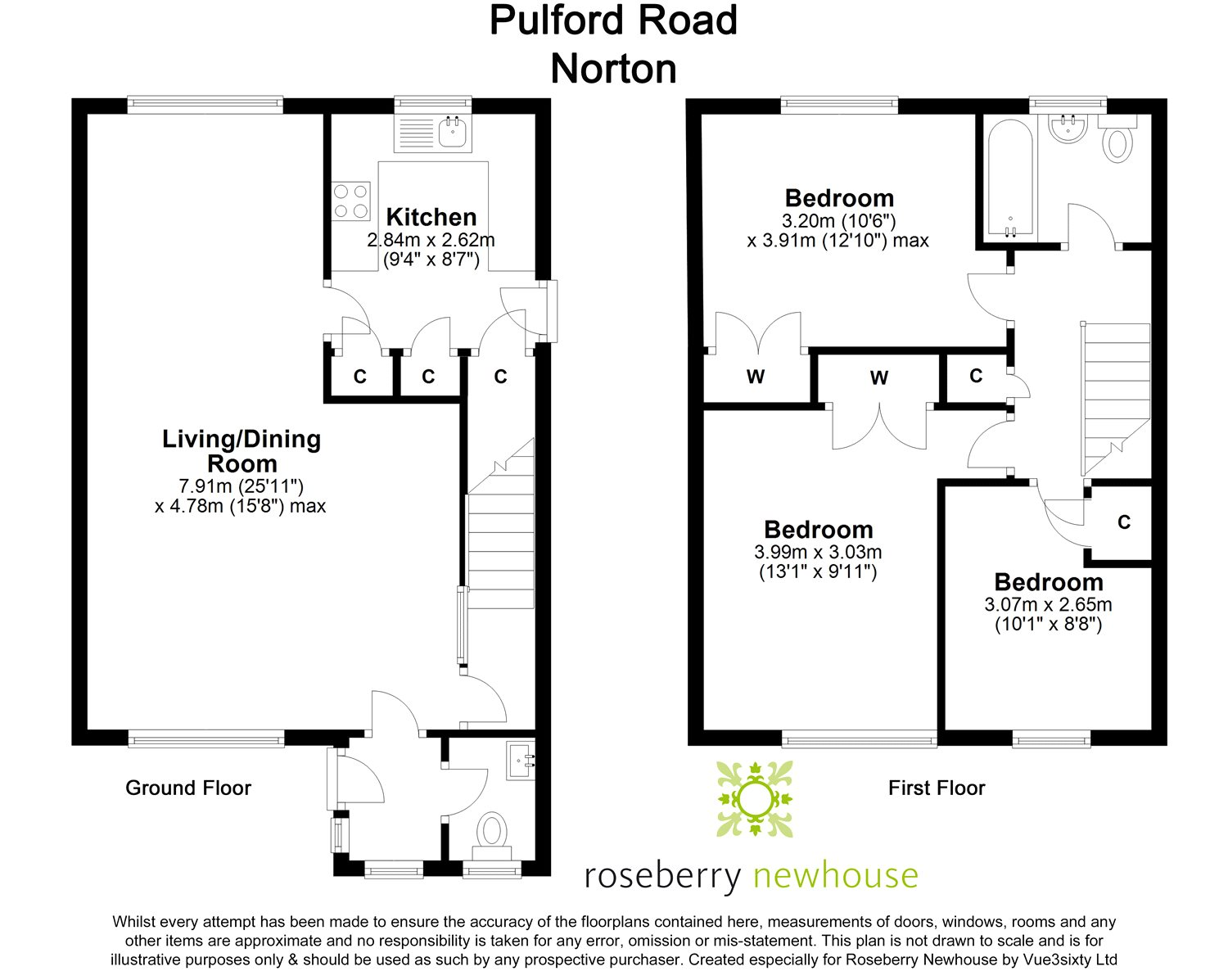 Property For Sale Pulford Road Norton