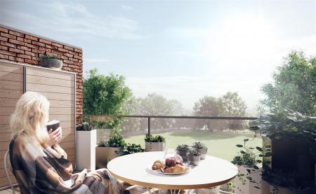 Balcony CGI
