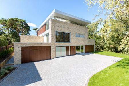 1 The Drive, Brudenell Avenue, Canford Cliffs, Dorset, BH13