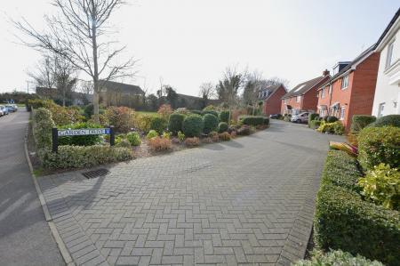 Garden Drive, Little Canfield