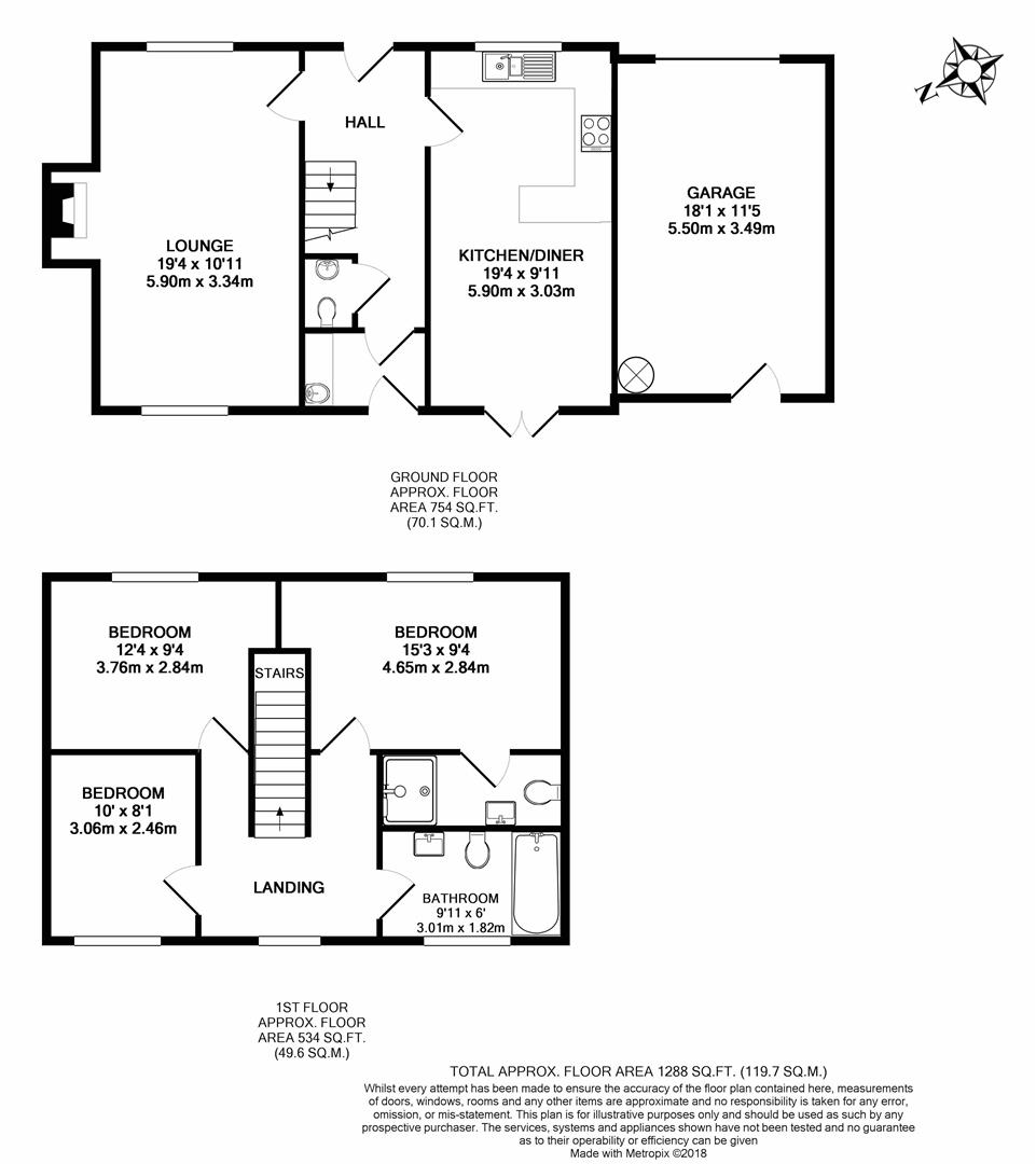 3 bedroom Detached House for sale in Helston