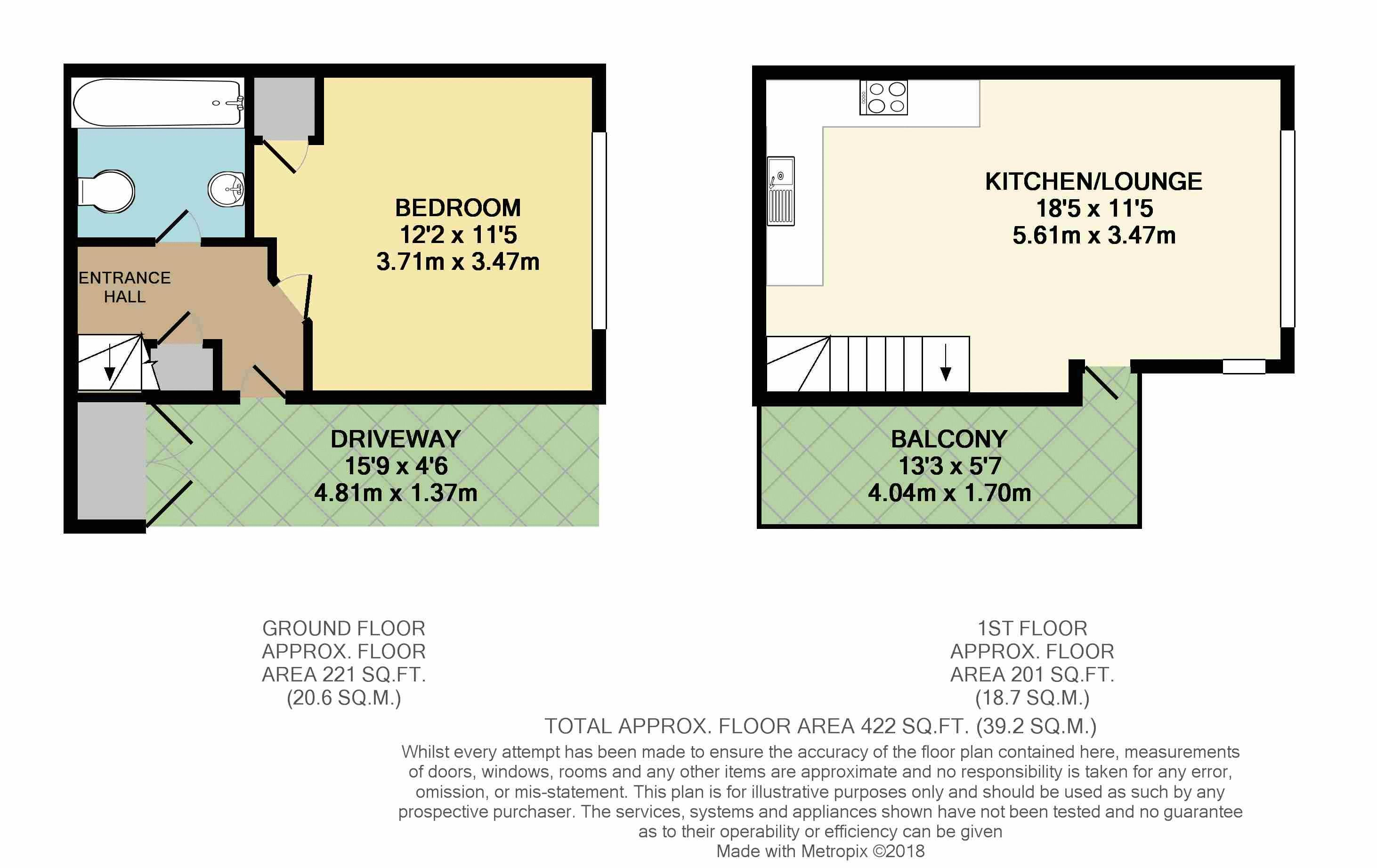 1 bedroom detached house for sale in milton keynes for How much is a bedroom worth in an appraisal