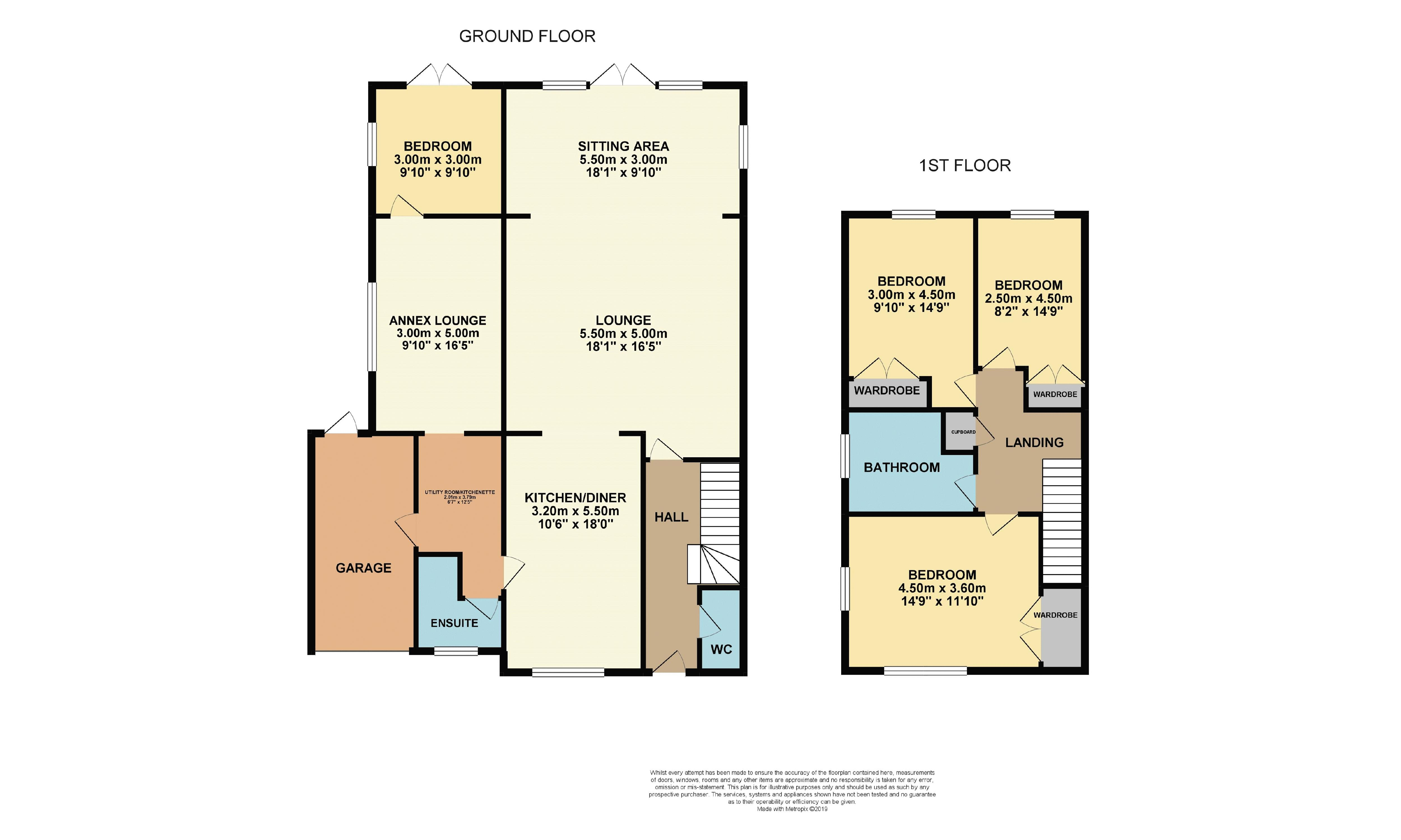 4 bedroom House for sale in North Crawley