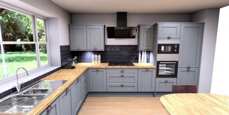 Kitchen - Artist's Impression