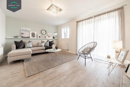 Oval Crescent, ellesmere port, cheshire. CH65