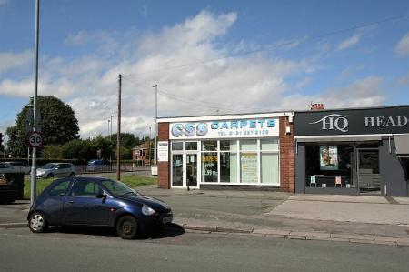 1a Woodland Road, Whitby, Ellesmere Port, Cheshire. CH65 6PN