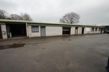 Rossfield Road, Rossmore Industrial Estate, Ellesmere Port, Cheshire. CH65