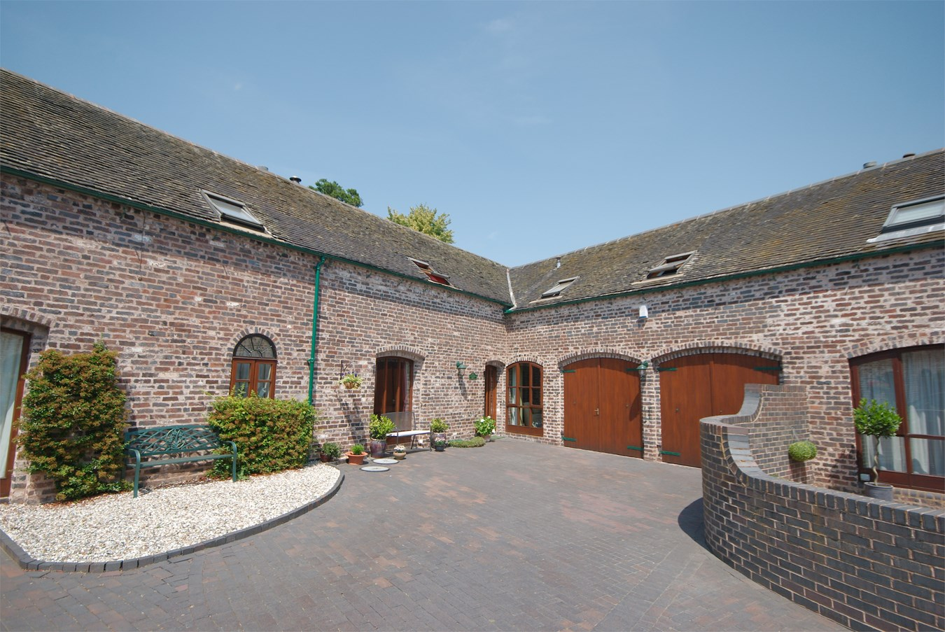 3 Bedroom Barn Conversion For Sale In Walsall