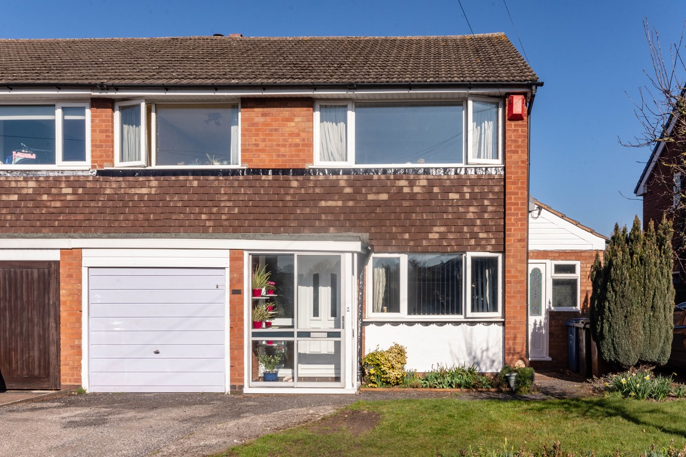 4 bedroom Semi-Detached House for sale in Lichfield