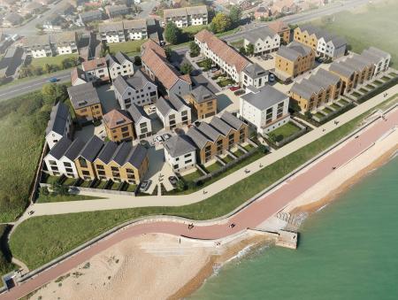 The Sands, St Marys Bay, Kent