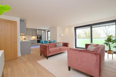 Apartment 7, The Paddocks, Hythe, Kent. CT21