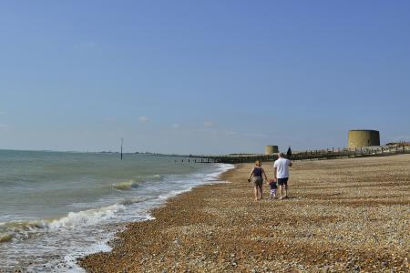 Fishermans Beach, Range Road, Hythe, Kent