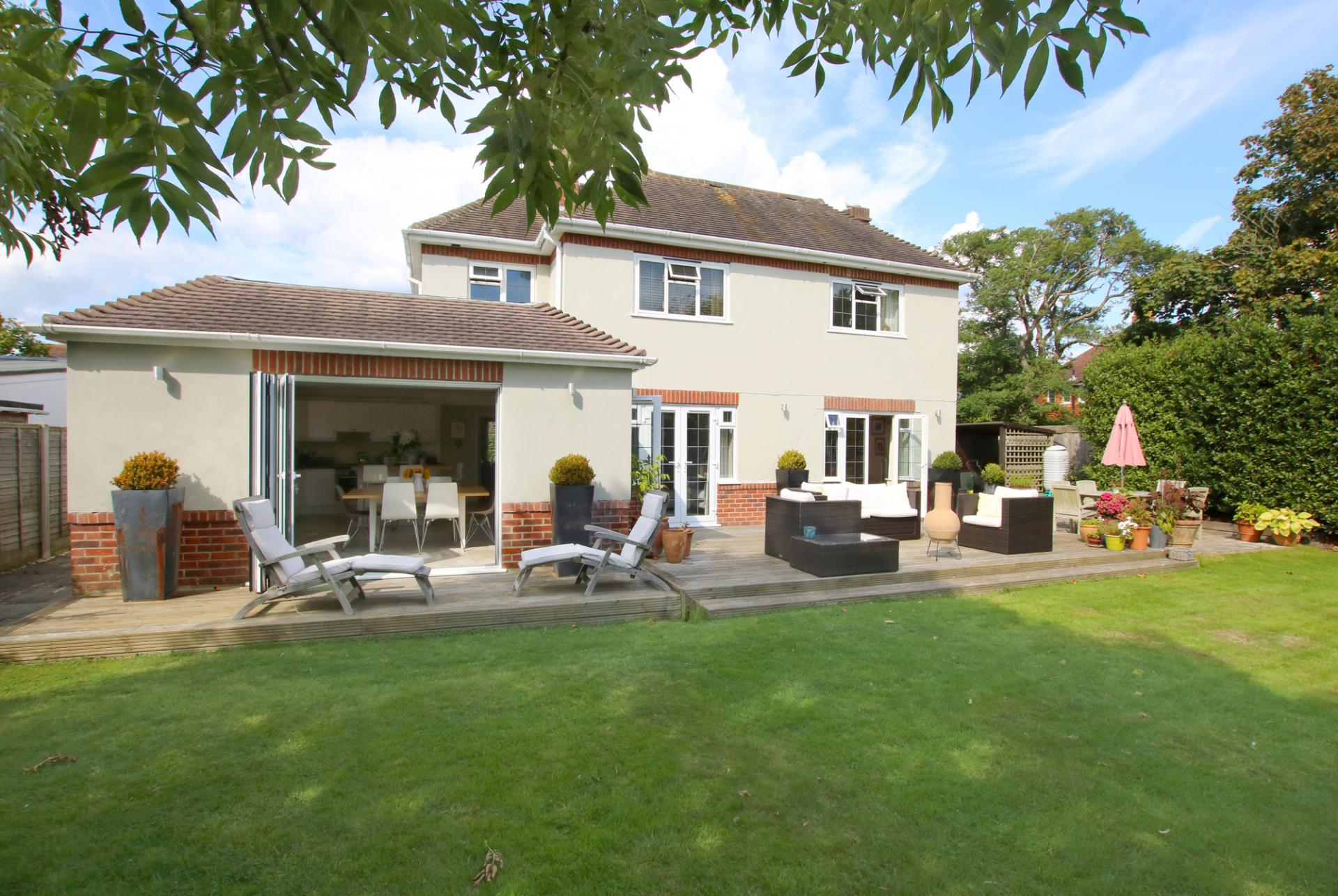Detached Properties For Sale At Milford On Sea
