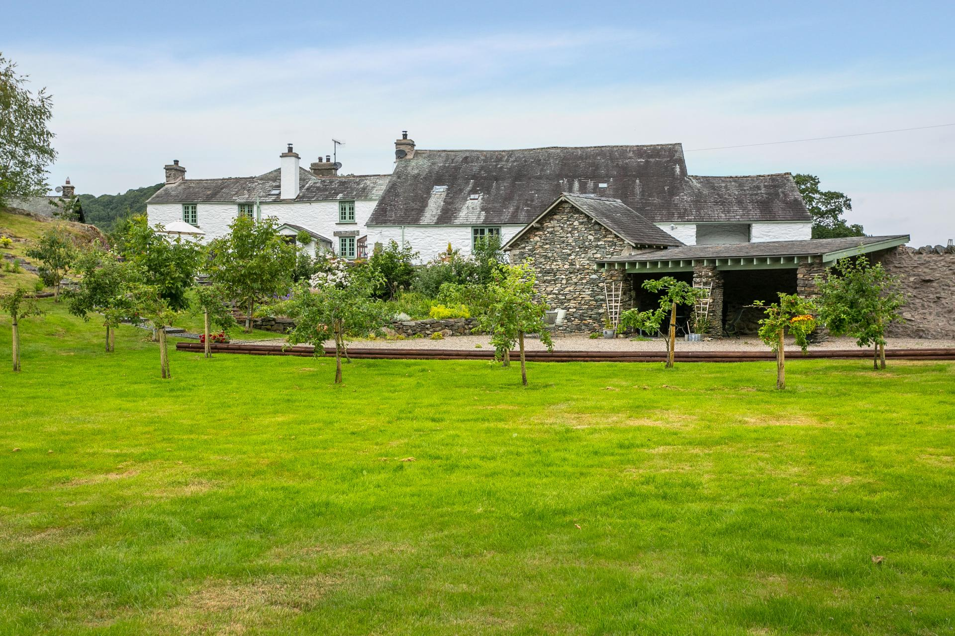 4 Bedroom Farm House For Sale In Staveley In Cartmel Ulverston