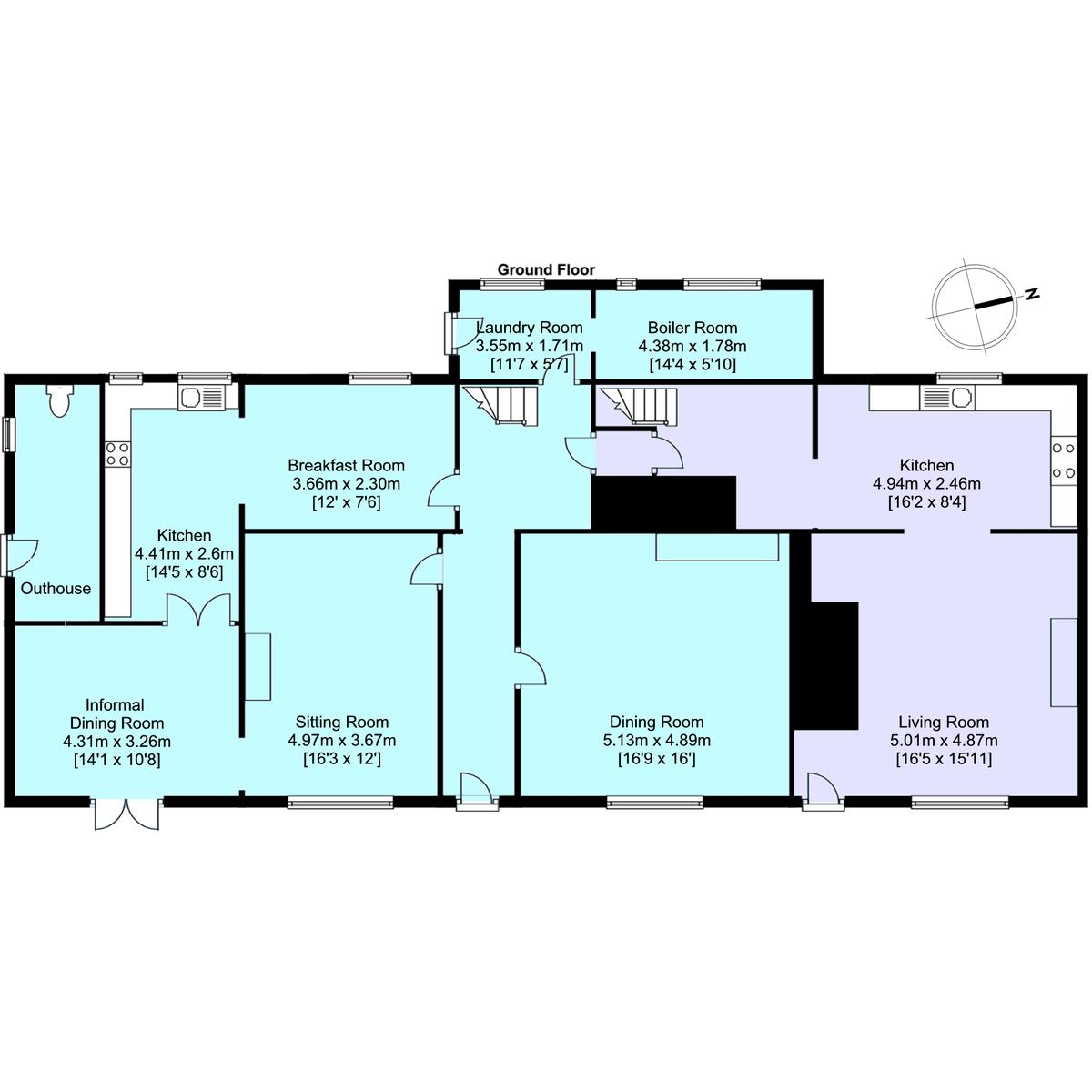 7 bedroom Detached House for sale in Totnes