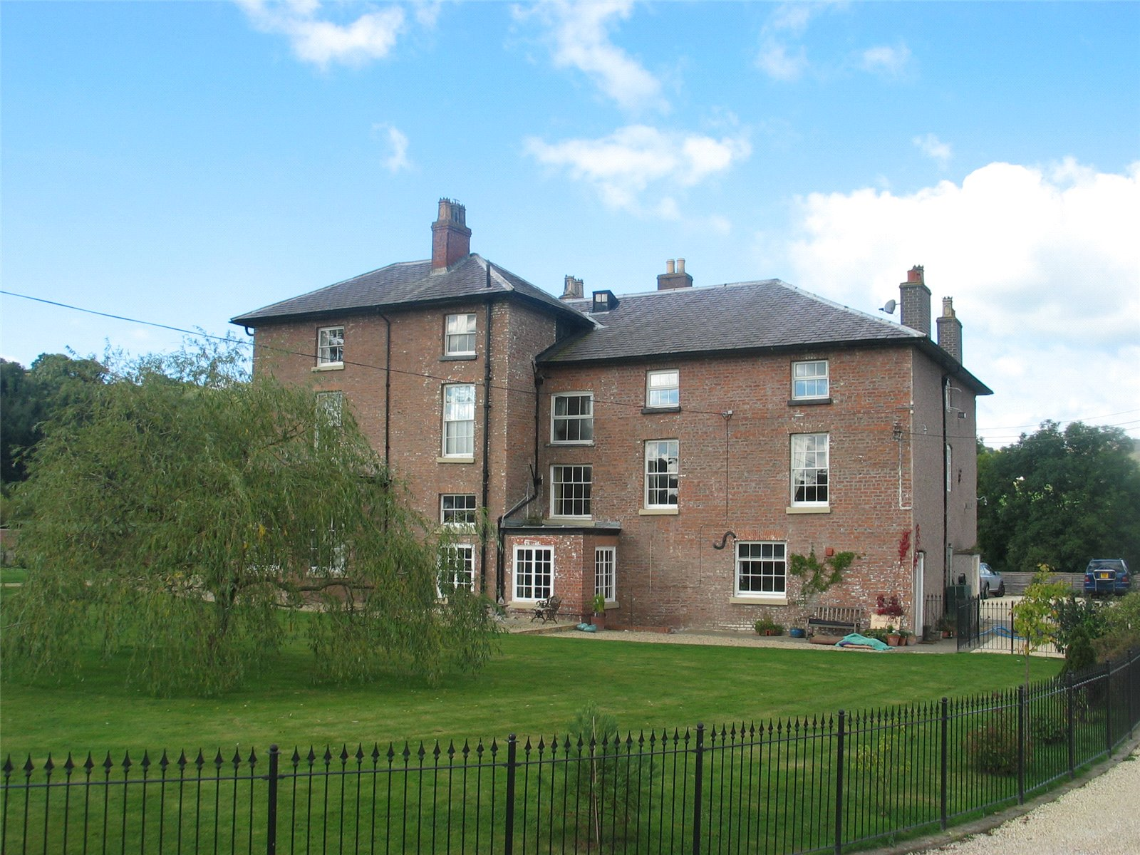 5 Bedroom Semi Detached House For Sale In Powys
