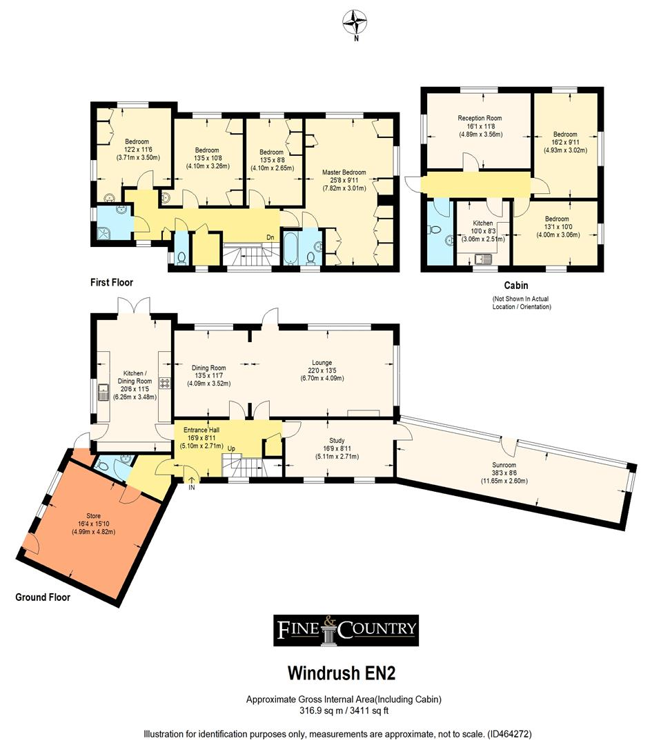 4 Bedroom Detached House For Sale In Enfield