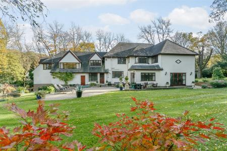6 Bedroom Detached House For Sale In Sutton Coldfield
