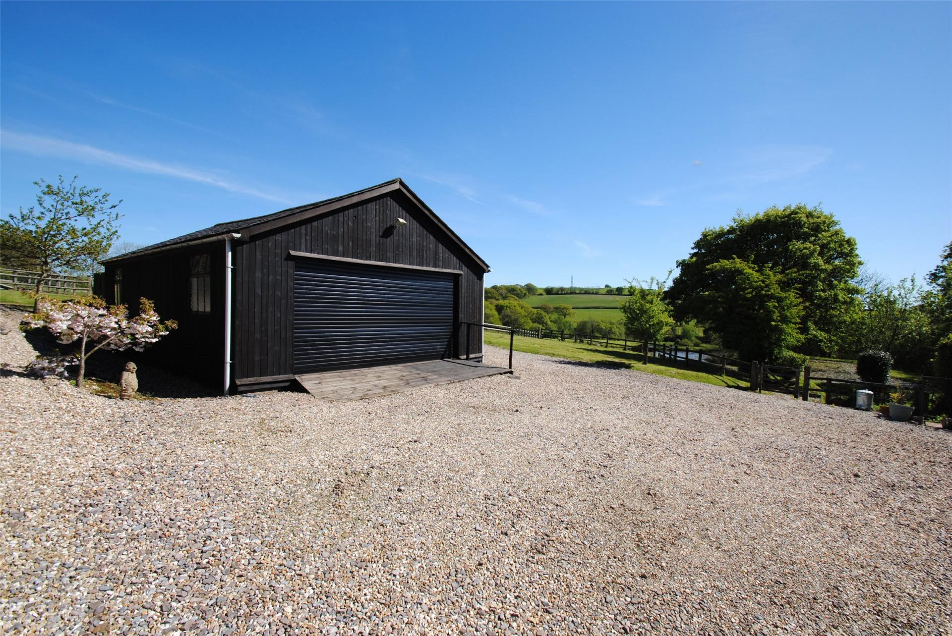 3 Bedroom Equestrian For Sale In Nr Wiveliscombe