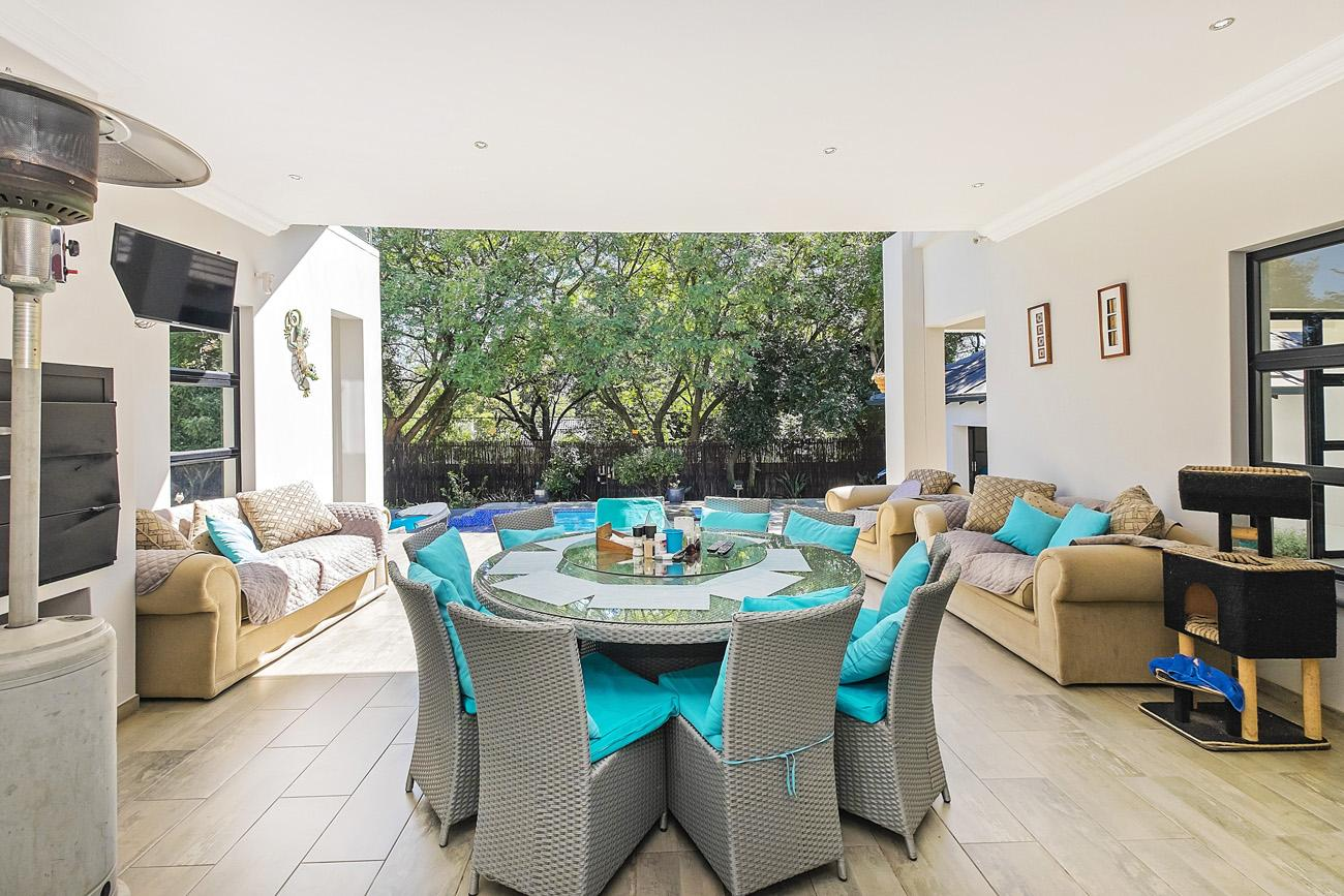 6 Bedroom House For Sale In Sandton