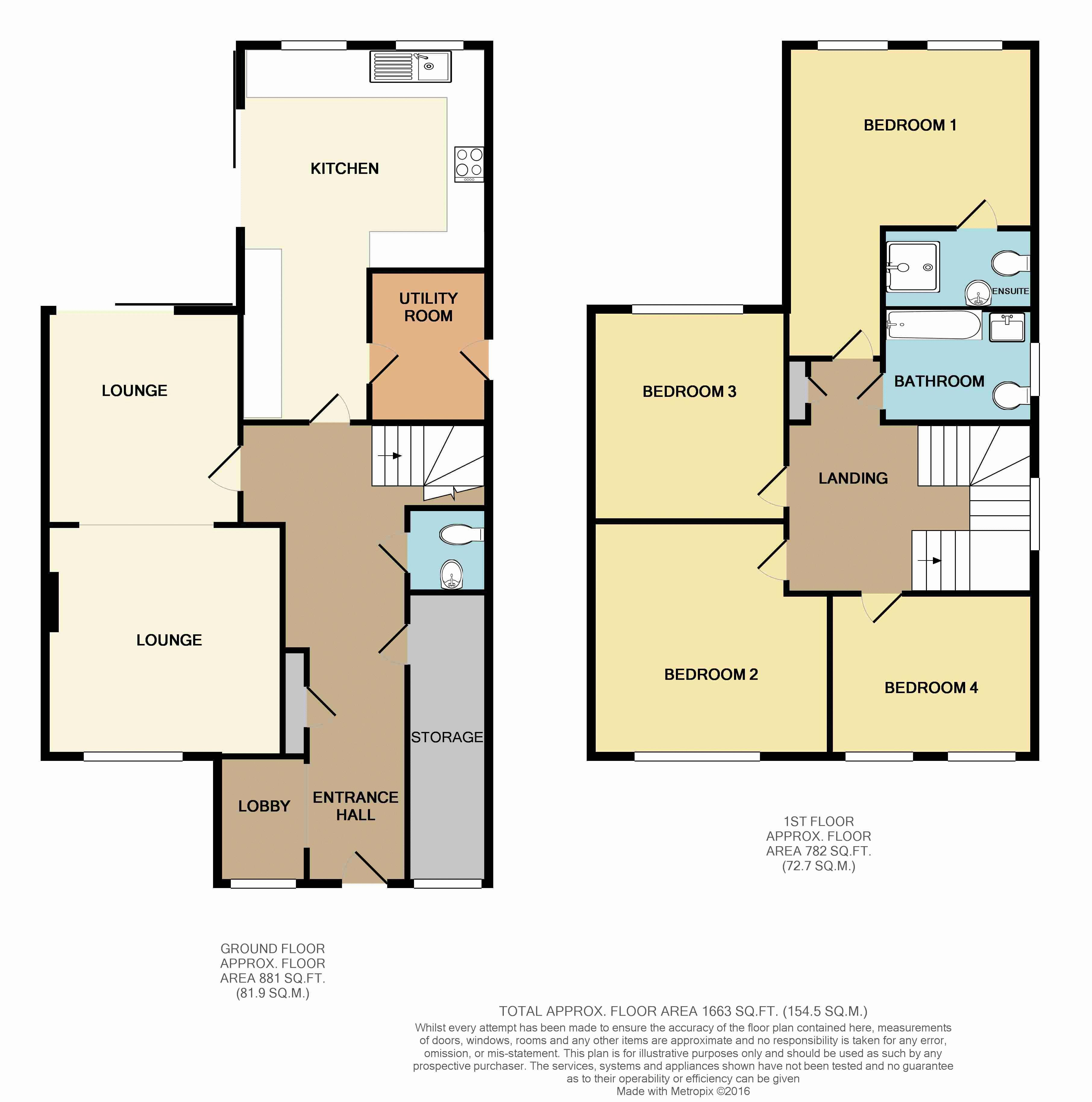 4 bedroom detached house for sale in luton for How much is a bedroom worth in an appraisal