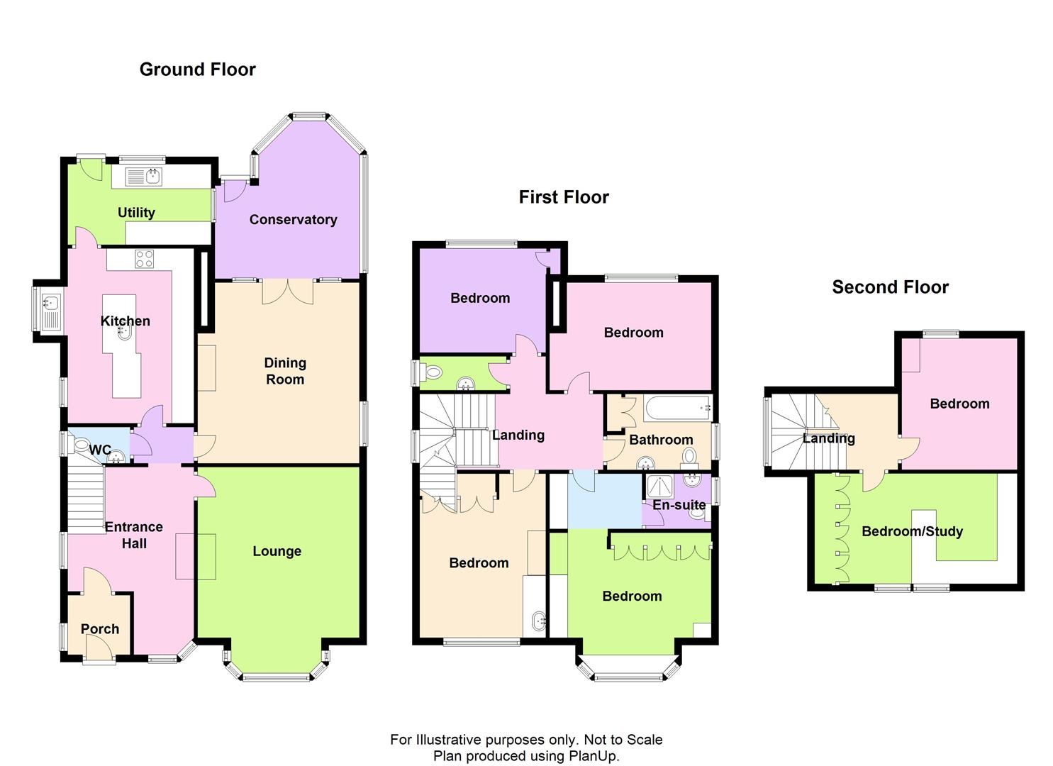 6 Bedroom Detached House For Sale In Lytham Epc Fuse Box Floorplan