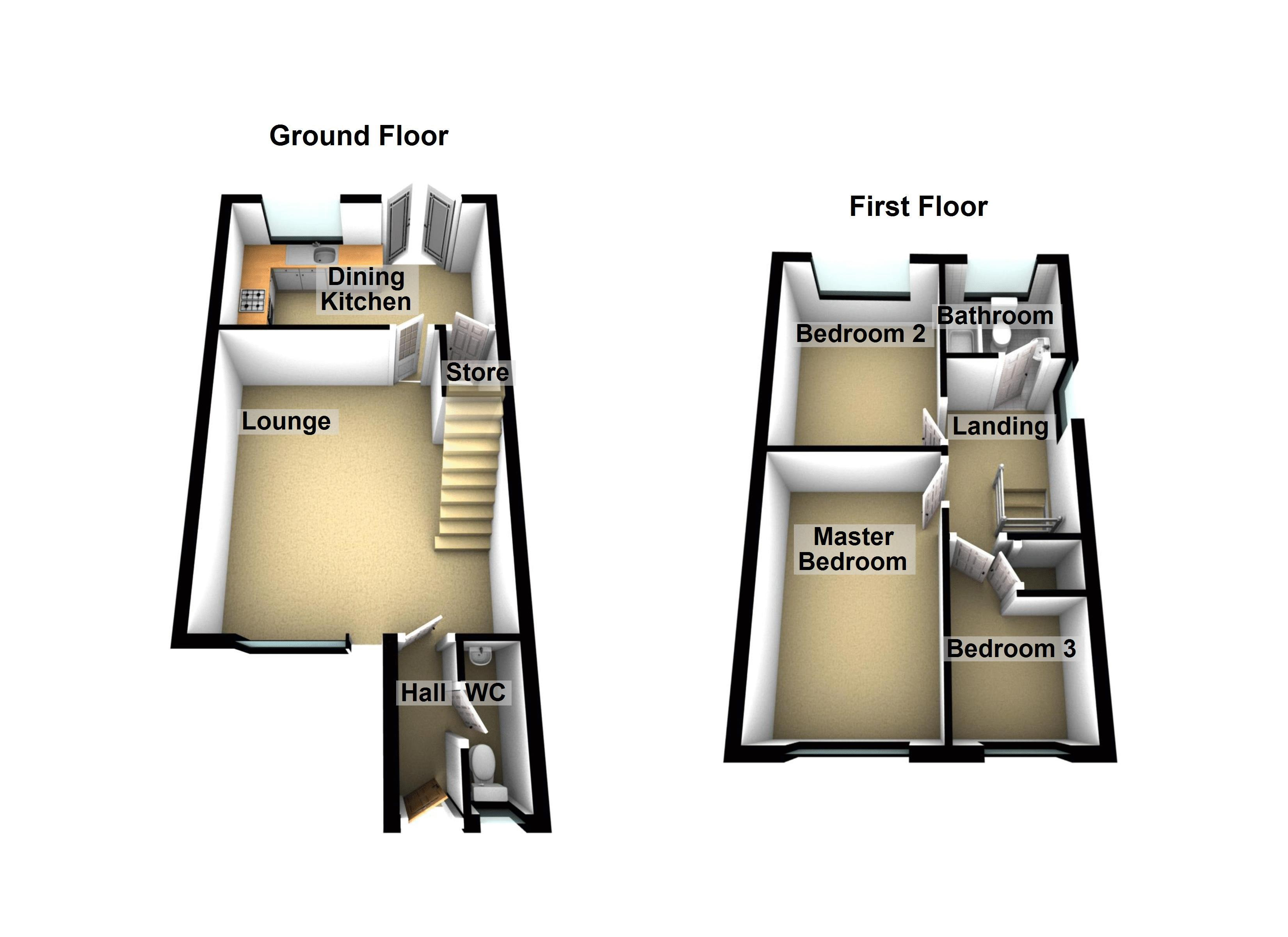 Property For Sale Pelsall Walsall