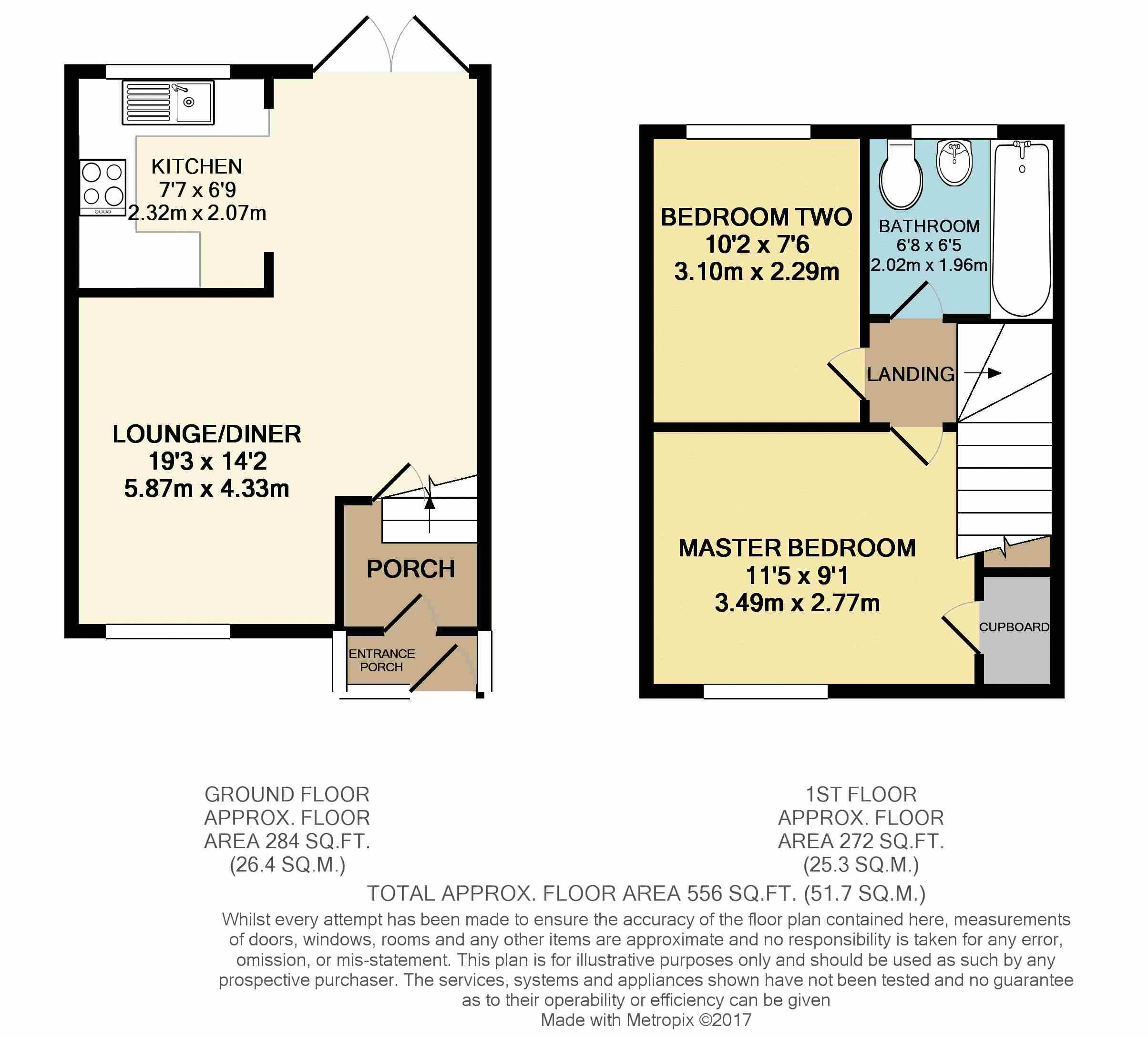 2 bedroom house for sale in milton keynes for How much is a bathroom worth on an appraisal
