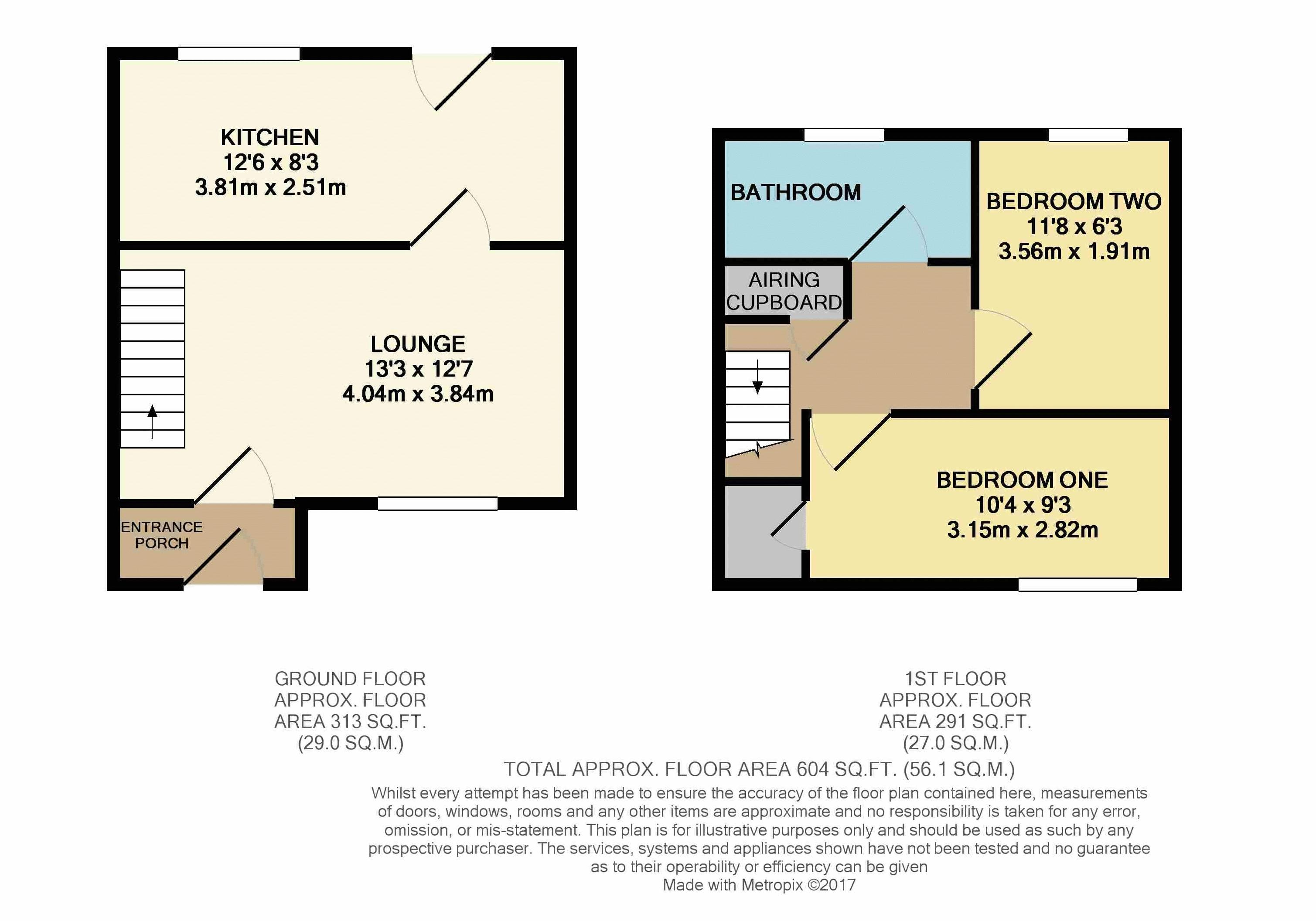 2 bedroom house for sale in luton for How much is a bathroom worth on an appraisal