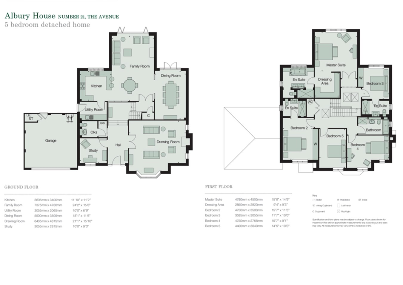5 Bedroom Detached House For Sale In Tadworth Basic Of Wiring A Garage Floorplan
