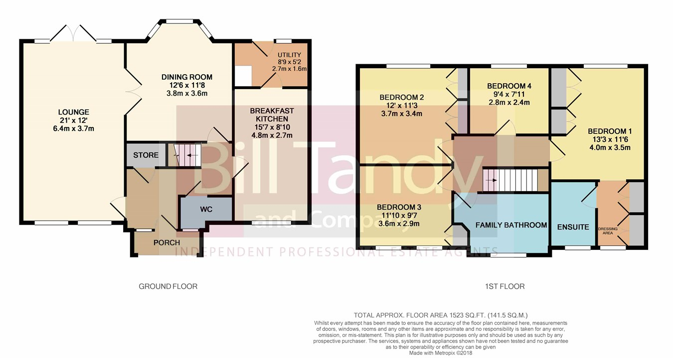 4 bedroom detached house for sale in burntwood for How much is a bedroom worth in an appraisal