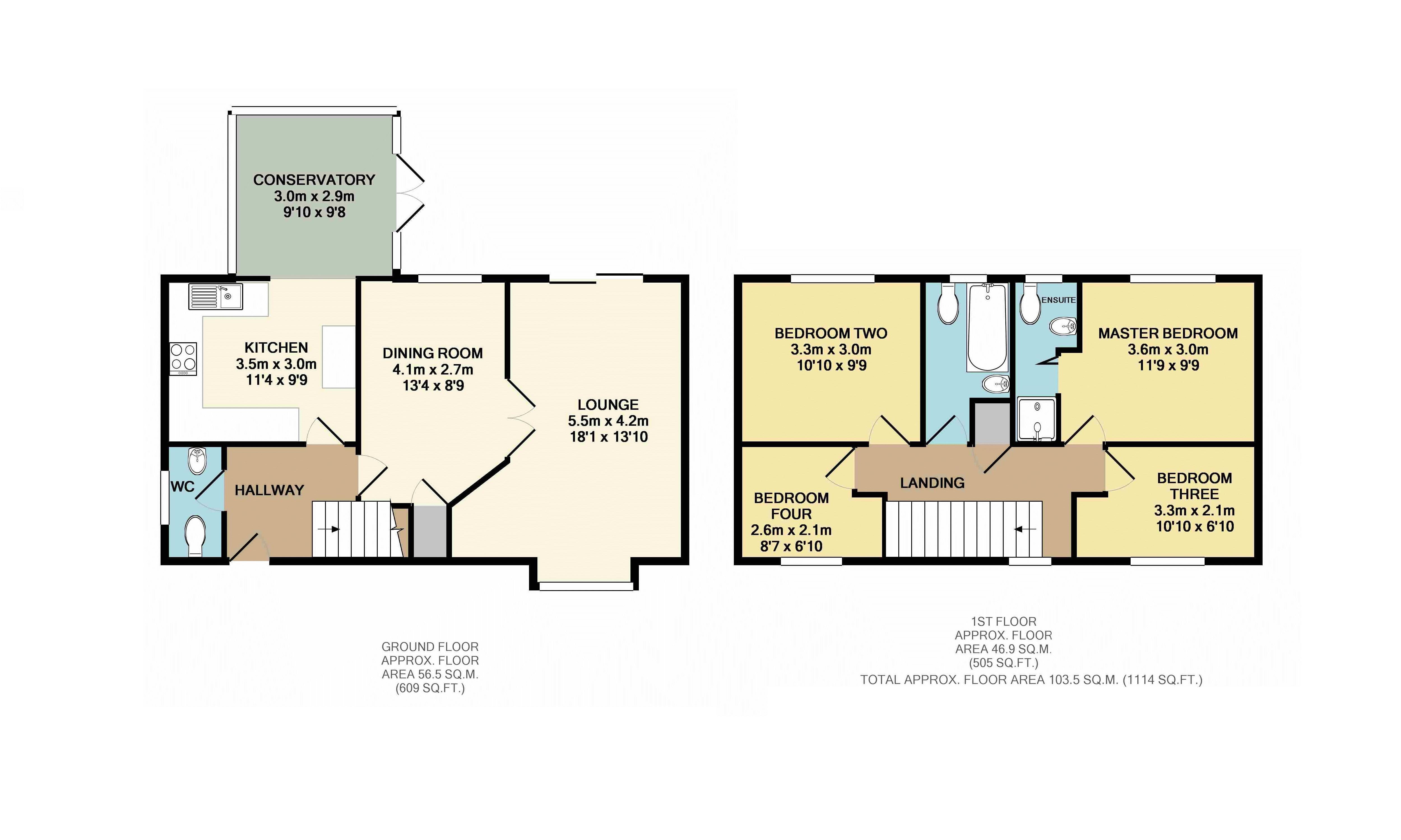 4 bedroom house for rent in leighton buzzard for Hockliffe garage doors