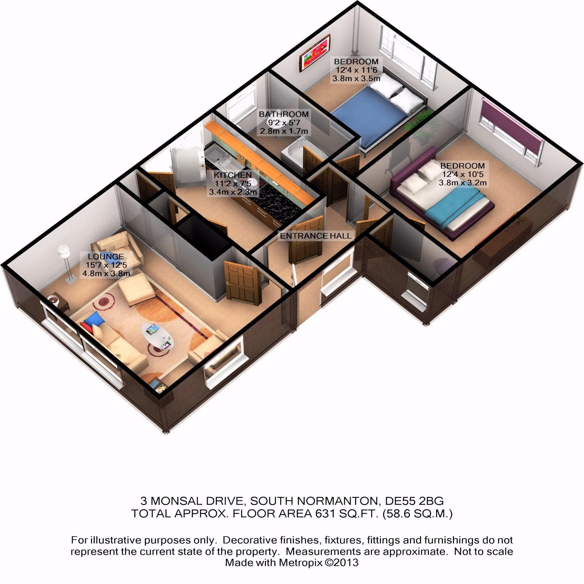 Properties For Rent In Alfreton